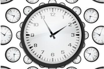 Paljon kellotauluja
