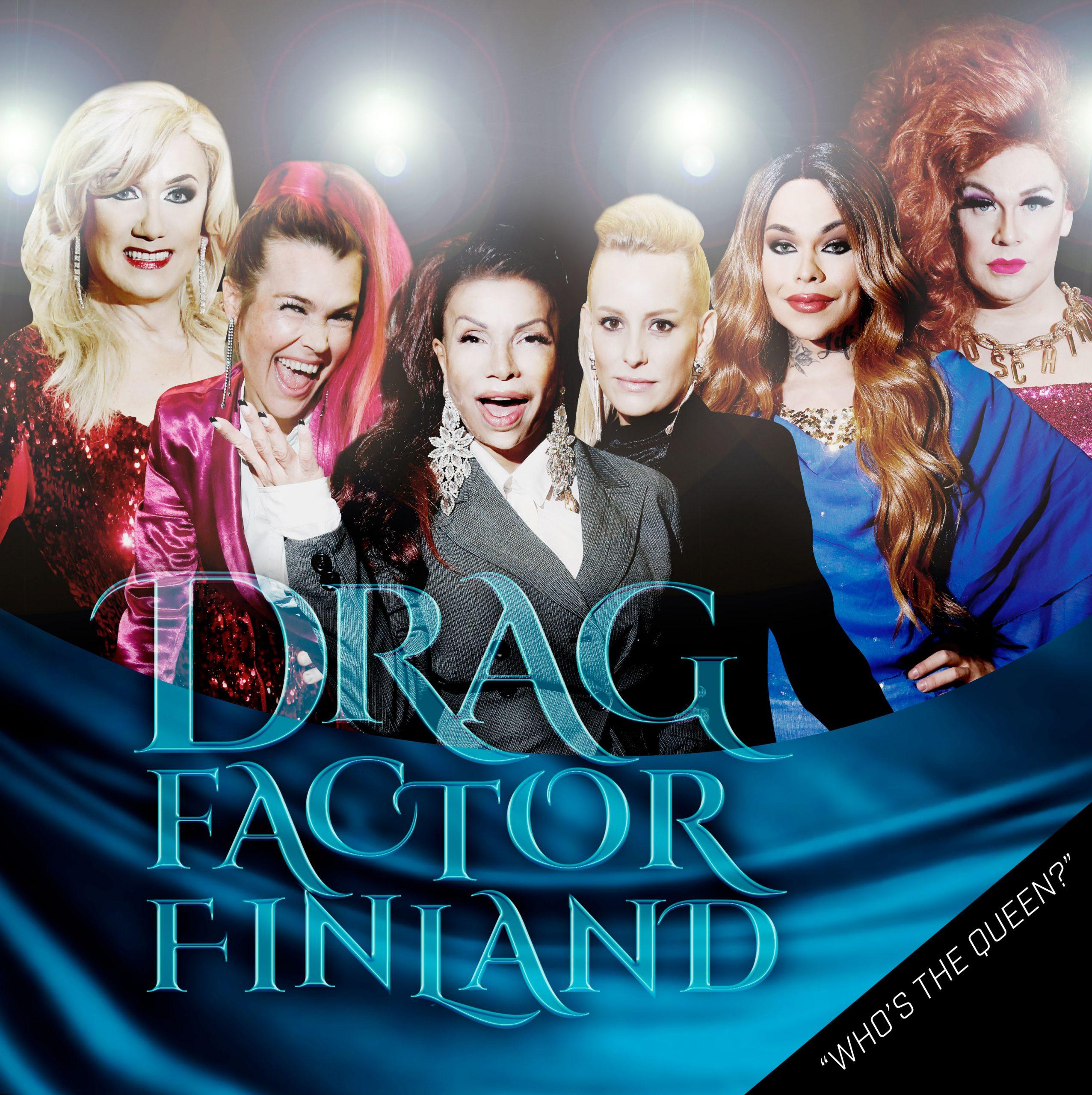 Drag Queen Suomi